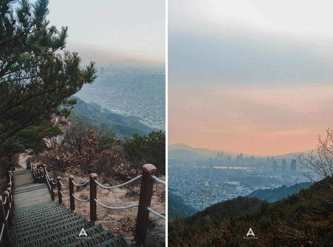 Сеульские горы